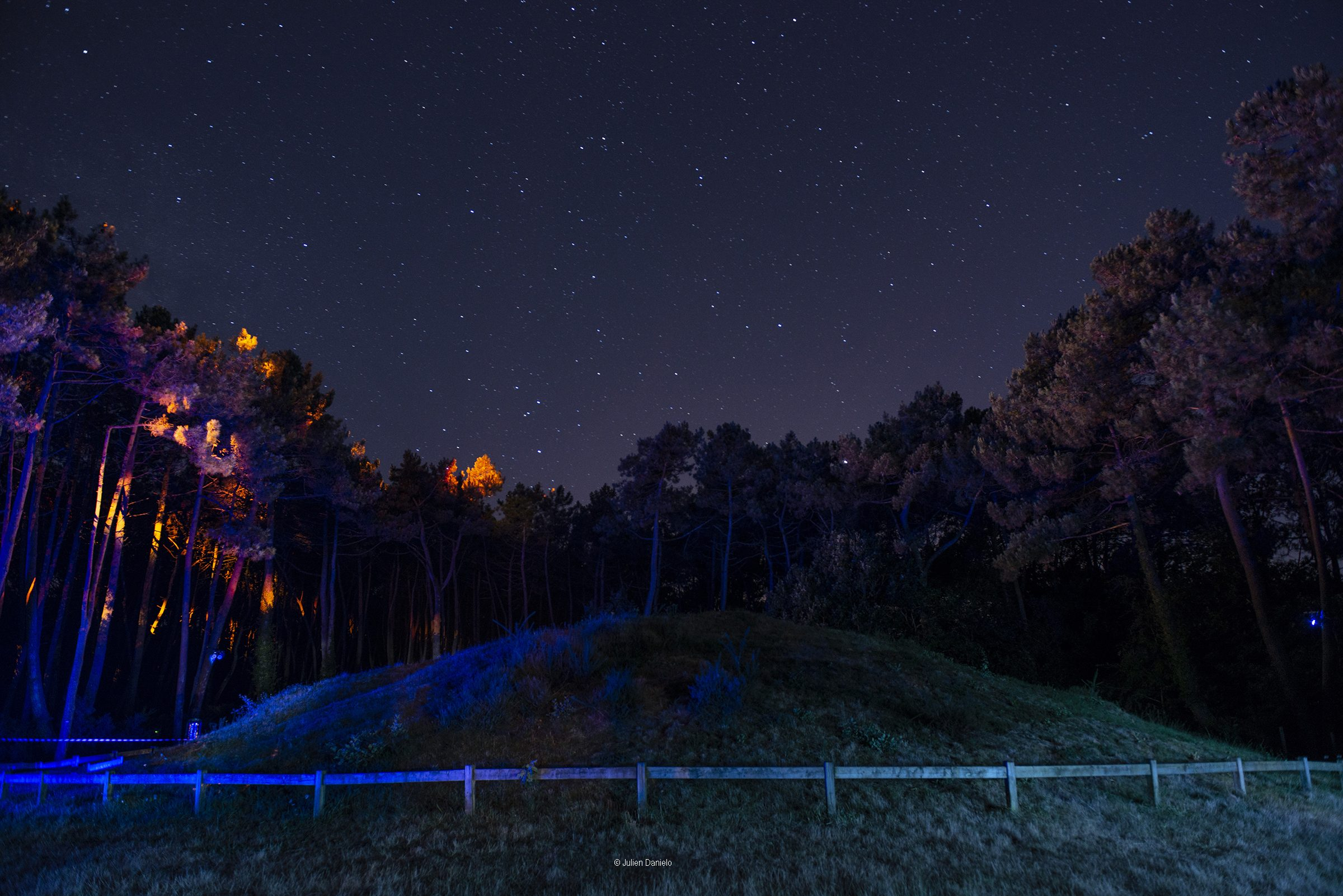 L'observatoire de la nuit