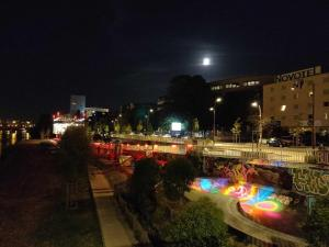 L'observatoire de la nuit// phase de mise en valeur